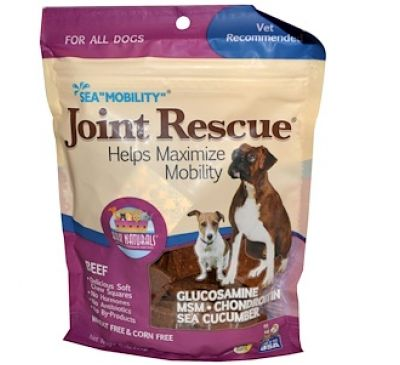 "Ark Naturals, Sea ""Mobility"", Joint Rescue, Beef Jerky, 9 oz (255 g)"