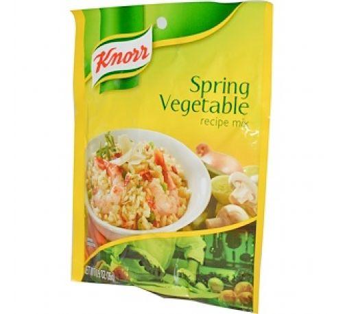 """Knorr, Смесь """"Рецепт блюда из осенних овощей"""", 0,9 унции (26 г)"""