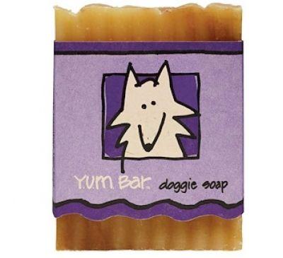 Indigo Wild, Кусковое мыло для собак Y.U.M., 3 унции