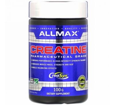 ALLMAX Nutrition, Creatine, Pharmaceutical Grade, 3.53 oz (100 g)