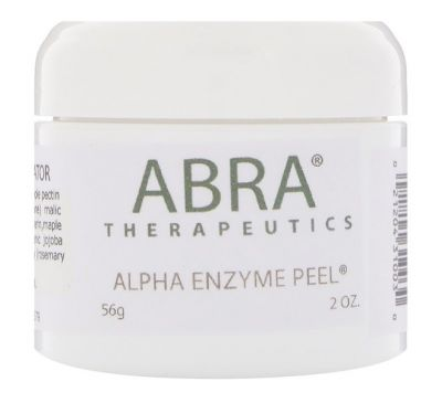 Abra Therapeutics, Alpha Enzyme Peel, 2 унции (56 г)