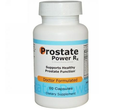 Advance Physician Formulas, Prostate Power RX, сила простаты, 60 капсул