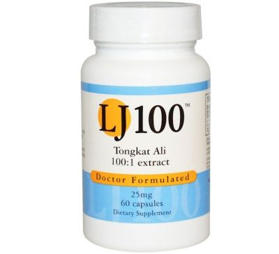 Advance Physician Formulas, Тонгкат Али, LJ 100, 25 мг, 60 капсул