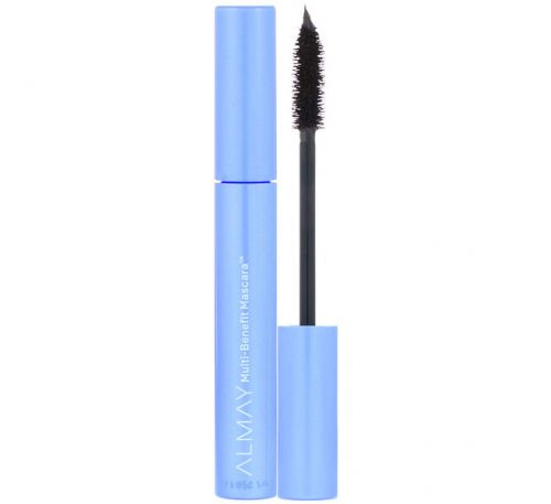 Almay, Multi-Benefit Mascara, 503, Black Brown, 0.24 fl oz (7 ml)