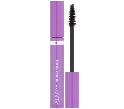 Almay, Thickening Waterproof Mascara, 421, Black, 0.26 fl oz (7.7 ml)
