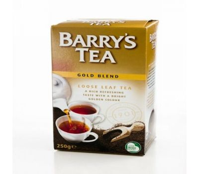 Barry's Tea, Gold Blend, Loose Leaf Tea, 250 g