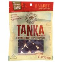 Tanka, Bites, Buffalo Meat with Cranberries and Pepper Blend , 30 oz (85 g)
